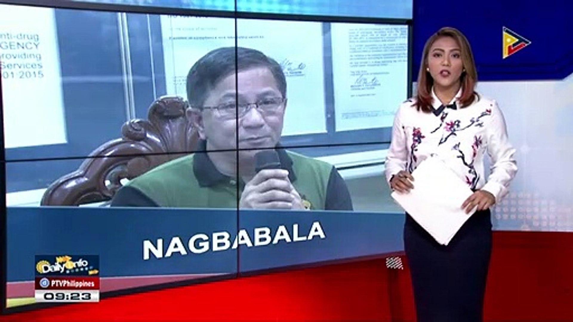 PDEA, nagbabala vs drug money na pambili ng boto