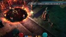 Diablo III: Cinco años matando demonios