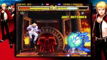Garou: Mark of the Wolves - PlayStation Experience