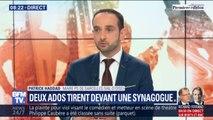 """Maire de Sarcelles: """"Il y a une banalisation de l'antisémitisme"""""""