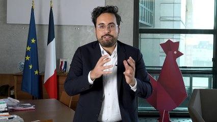 AI FranceSummit : le message de Mounir Mahjoubi