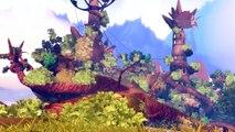 Shiness: The Lightning Kingdom - Diario de desarrollo