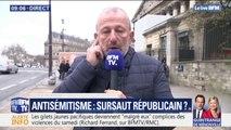 """François Pupponi (député DVG): """"La France a un problème avec son antisémitisme"""""""
