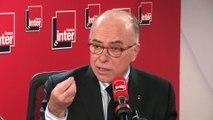 Bernard Cazeneuve est l'invité du Grand entretien de France Inter