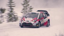 Snow melt in Sweden - Ott Tänak triumphs in the Yaris WRC
