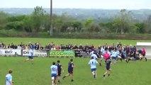 Rugby - le bel essai de Drancy