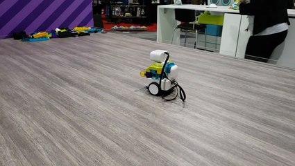 Toms Hardware Toy Fair 2019: Pai Bots
