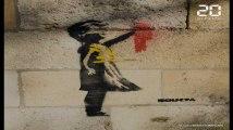 Bordeaux: De vrais Bansky en soutien aux «gilets jaunes»?
