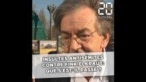Insultes antisémites contre Alain Finkielkraut : Que s'est-il passé ?