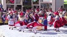 Ce carnaval autrichien fête la fin de l'hiver, une tradition vielle de 270 ans