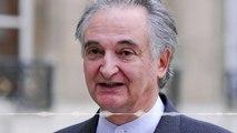 """Jacques Attali: """"Quand on me dit: """"La culture c'est pour les riches et les touristes"""" je trouve ça lamentable."""""""