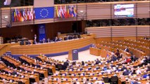 Intervento in inglese di Claudio Borghi all'European Parliamentary Week 2019 - Euro at 20 years: The road ahead