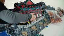 LEGO Overwatch - Diorama Busan