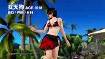 Dead or Alive Xtreme 3 - Nyotengu