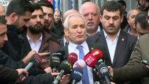 CHP Ankara İl Başkanı Güvener: 'Mansur Yavaş'ın adaylık müracaatını yaptık' - ANKARA