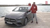 VÍDEO: Probamos el nuevo Mercedes Clase B, todo lo que necesitas saber