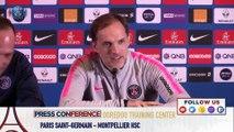 Replay : Conférence de presse de Thomas Tuchel avant Paris Saint-Germain - Montpellier