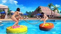 Dead or Alive Xtreme 3 - Minijuegos de piscina