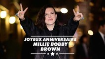 Millie Bobby Brown est née pour le succès