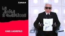 Boîte à Questions de Karl Lagerfeld – 19/02/2019