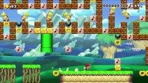 Super Mario Maker - Todas las características.