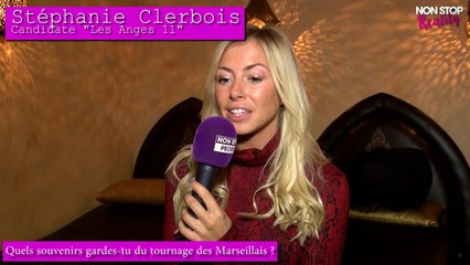 """Stéphanie Clerbois qualifiée de """"fille perdue"""" par Carla, elle réplique (Exclu vidéo)"""