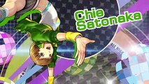 Persona 4: Dancing All Night - Chie (inglés)