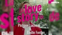 La love story de Philippe Lacheau et Elodie Fontan