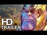 AVENGERS 4 ENDGAME (Thanos Won Trailer NEW) 2019 Marvel Superhero Movie HD