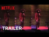 Reggie Watts: Why $#!+ So Crazy? | [Trailer] [HD] | Netflix