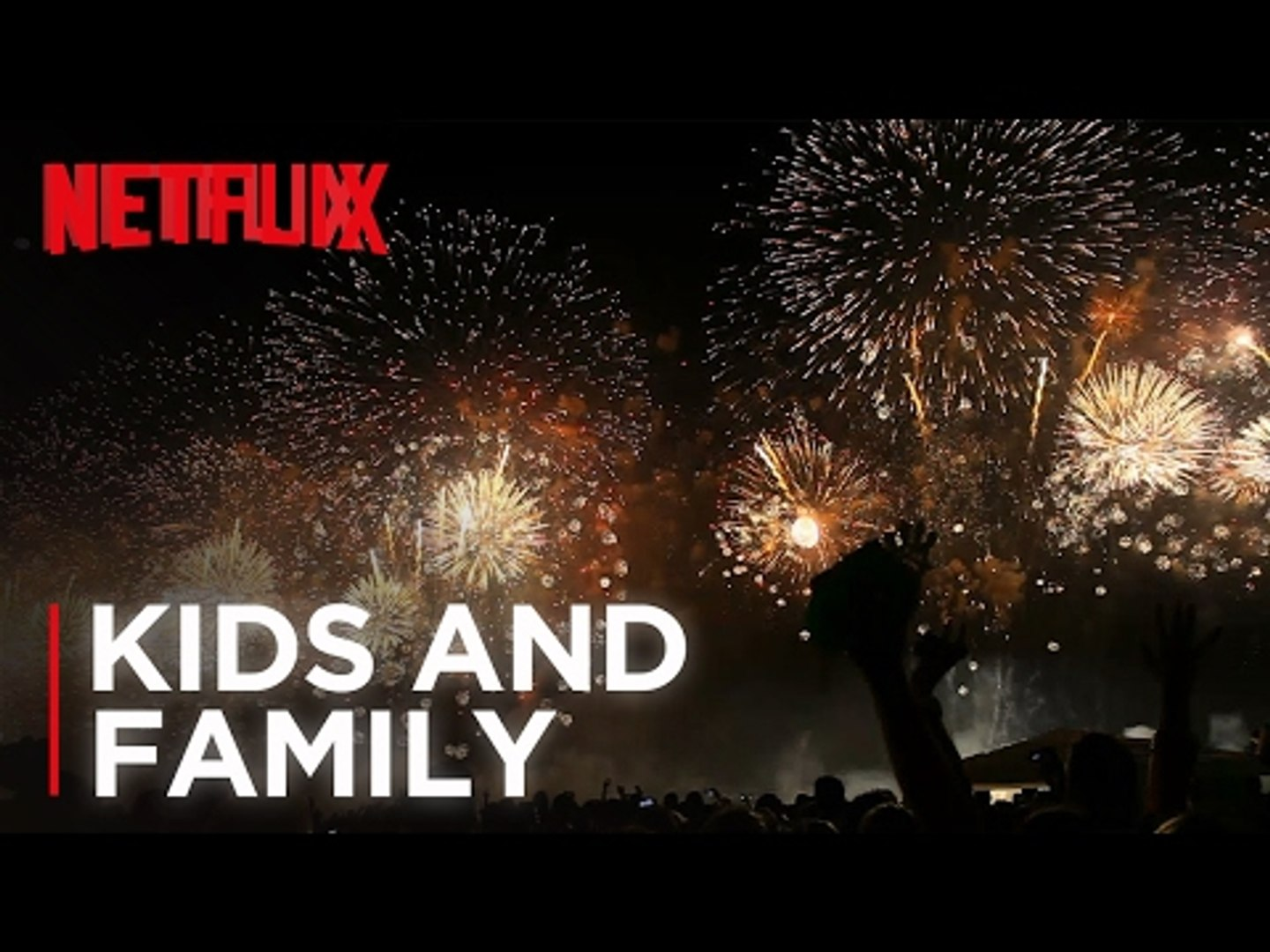 It's Almost Midnight | Netflix 2016 Kids NYE Countdown | Netflix