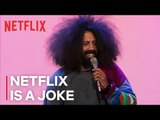 Reggie Watts: Spatial - Man of Many Talents | Netflix Is A Joke | Netflix