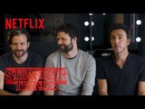 Stranger Things Rewatch | Behind the Scenes: Duffer Brothers on the Upside Down | Netflix