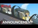 F Is for Family | Announcement: Vince Vaughn Is Chet Stevenson [HD] | Netflix