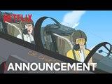 F Is for Family | Announcement: Vince Vaughn Is Chet Stevenson [HD] | Netflix