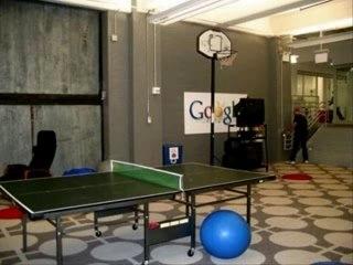 Visite du GooglePlex by Oxyneo