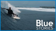 Amputé après une attaque de requin, ce surfer surmonte son handicap pour vivre sa passion