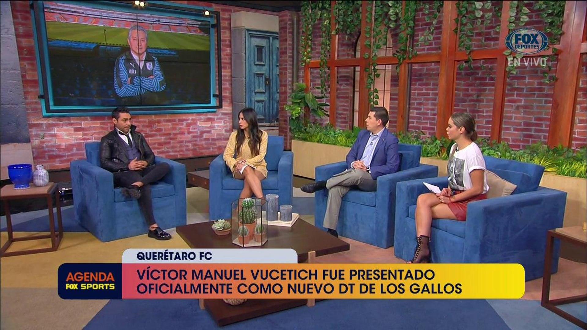 Agenda FS: ¿Querétaro se fue 'a la segura' con Vucetich?