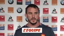 Picamoles «On sait ce qu'ils ont voulu dire» - Rugby - Tournoi des 6 nations - Bleus