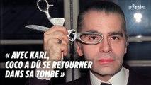 « Avec Karl Lagerfeld, Coco Chanel a dû se retourner dans sa tombe »