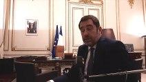 """Christophe Castaner : """"La France ne serait pas la France sans les juifs""""."""