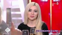 Ava Max, la nouvelle star de la pop ! - C à Vous - 19/02/2019