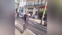 Dha Dış - Fransa'da Polis, 5 Kişiyi Bıçaklayan Saldırganı Öldürdü