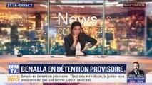 Benalla en détention provisoire (2/2)