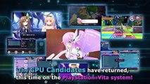 Hyperdimension Neptunia Re;Birth 2: Sisters Generation - Anuncio occidental