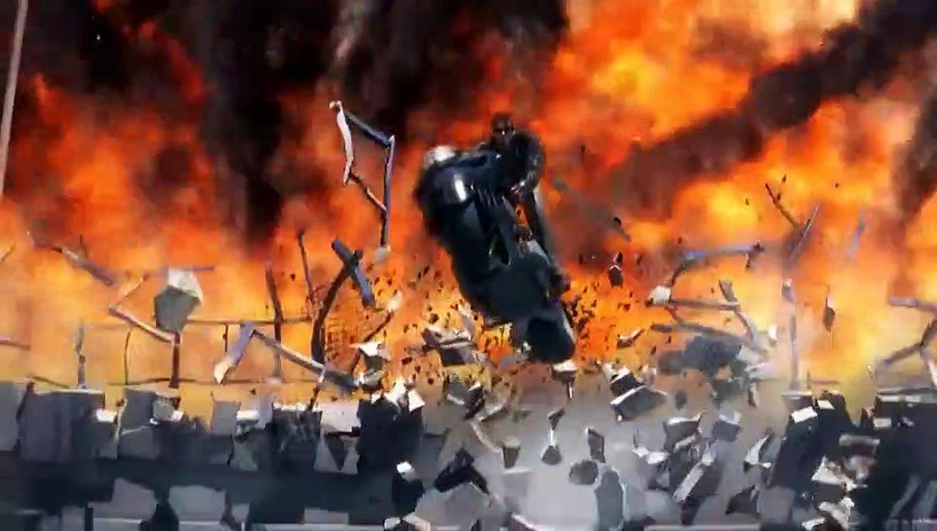 Tekken 6 - Bloodline Rebellion intro