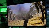 Jugando a Sniper Elite III - Vandal TV E3 2014