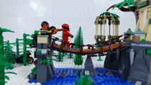 LEGO Ninjago (Oni Masks fll eps) STOP MOTION LEGO Ninjago eps COMPILATION | By Billy Bricks