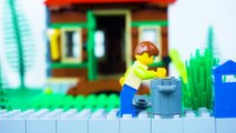 LEGO Ninja (COMPILATION) STOP MOTION LEGO City Ninja School, Ninjago & More   LEGO   By Billy Bricks
