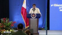 Pres. #Duterte, sinagot ang mga alegasyon ni Sen. Trillanes